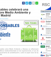 amfori taking part in the sustainability event of Coresponsables