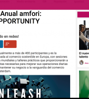 "amfori annual conference ""Unleash Opportunity"""
