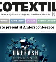 Adidas to present at amfori conference