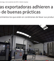 Argentinian wineries work with amfori BSCI