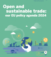 EU Policy Agenda 2024 Front Cover